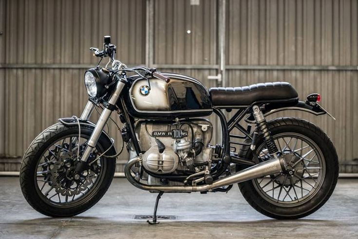 /BMW R100 RS by Crd Cream Motorcycles