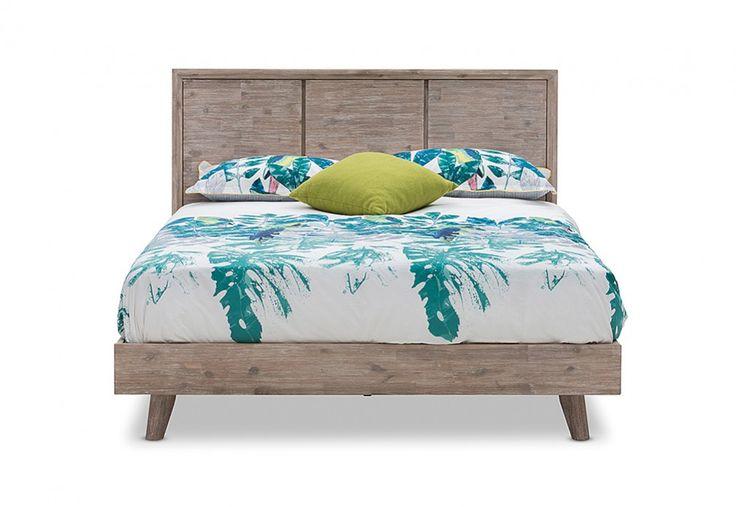 Portland King Bed | Super Amart