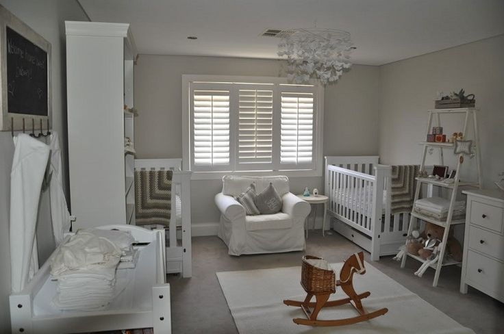 white-decor-ideas-for-twin-baby-rooms