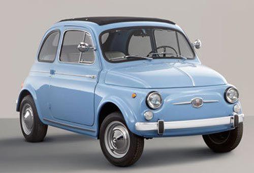 Fiat 500 - 1957