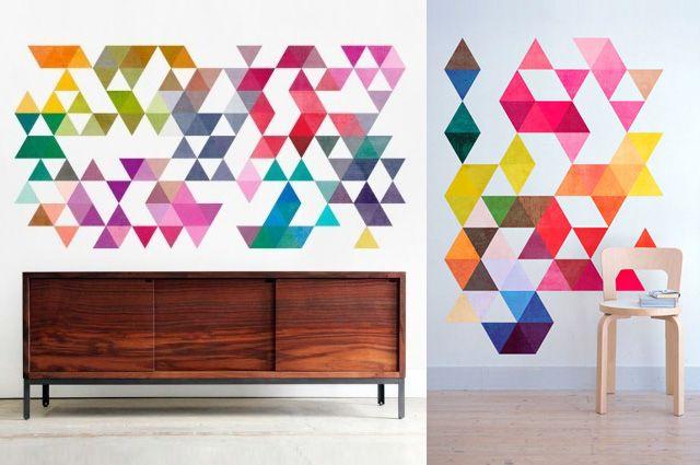 92 best bilderw nde und wandcollagen images on pinterest picture wall bricolage and creative. Black Bedroom Furniture Sets. Home Design Ideas