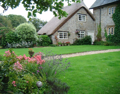 14 best thatched cottages in the uk images on pinterest - Dorset holiday cottages with swimming pool ...
