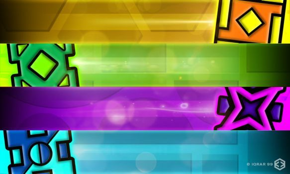 Geometry Dash Wallpaper #3 by Iqrar99