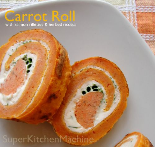 Thermomix recipe veggie rolls