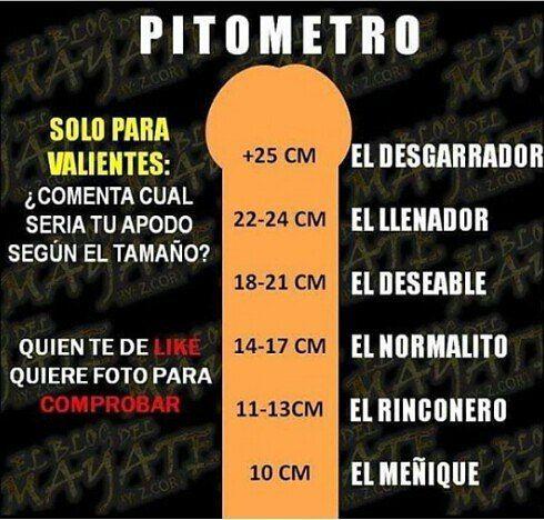 #pitometro jajaja