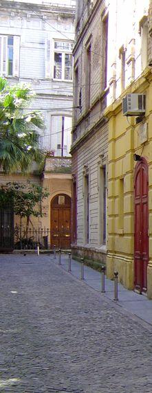 Pasaje de La Piedad. Buenos Aires.