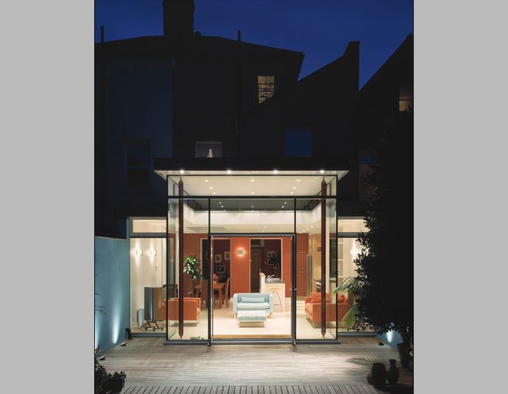 Cromford Road SW18   Giles Pike Architects