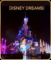 Sleeping Beauty Castle - Fantasyland - Disneyland® Resort Paris