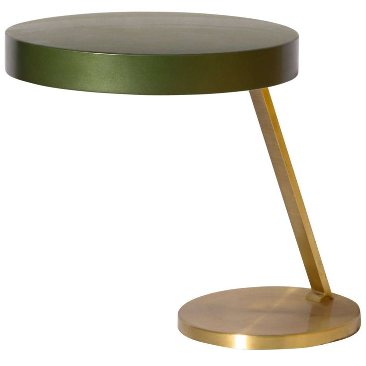 Christian Dell Kaiser Idell Office or Desk Lamp | From a unique collection of…