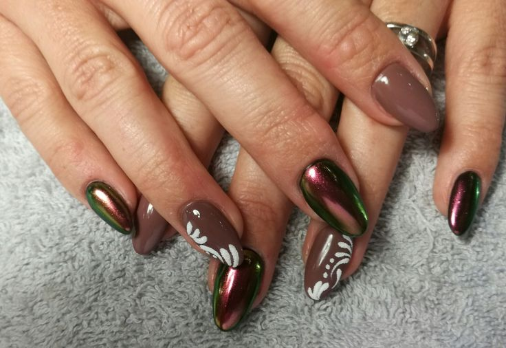 Chameleon chrome and Velvet sand