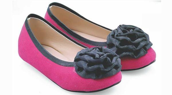 Sepatu Anak Perempuan/Cewek Sepatu Flat Shoes Anak Murah Branded Keren EPS 5191