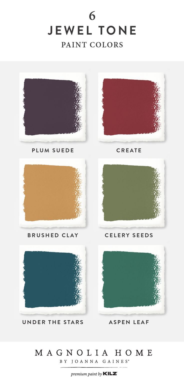 When it comes to jewel tone color palettes, the Ma…