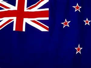 The flag from the most beautiful country in the world!