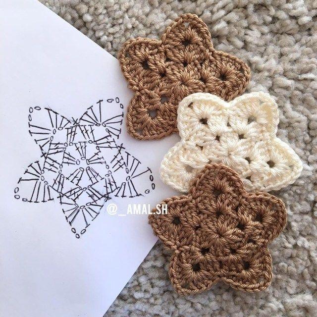 35+ Marvelous Image of Free Crochet Star Pattern