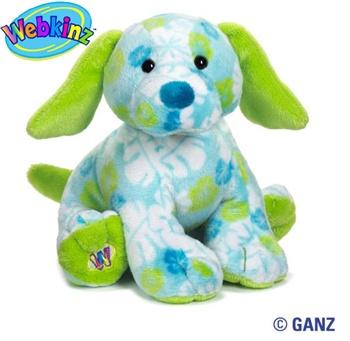 Webkinz Tropical Island Pup $13.95