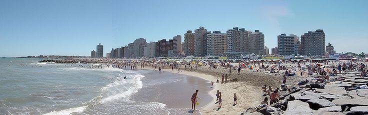 Playas de Miramar, Provincia de Buenos Aires - http://www.miviaje.info/playas-de-miramar-provincia-de-buenos-aires/