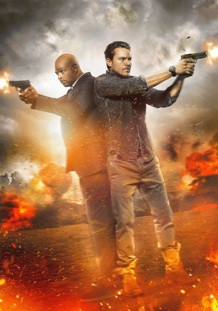 Lethal Weapon tv poster image