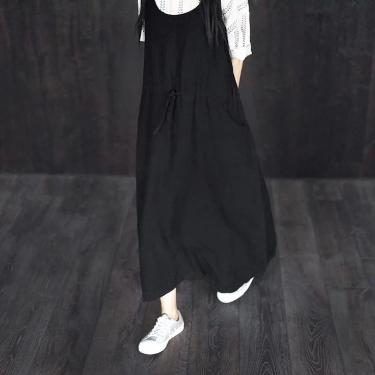 Black long dresses