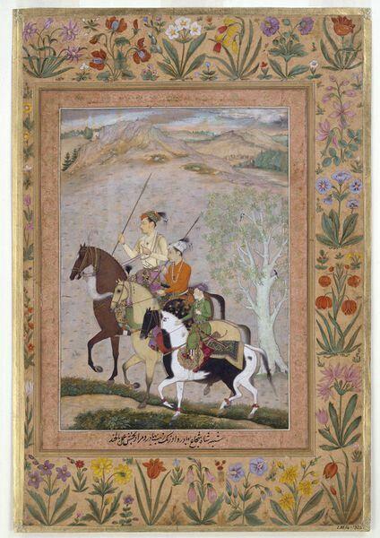 Shahshuja, Aurangzeb & Murad Baksh