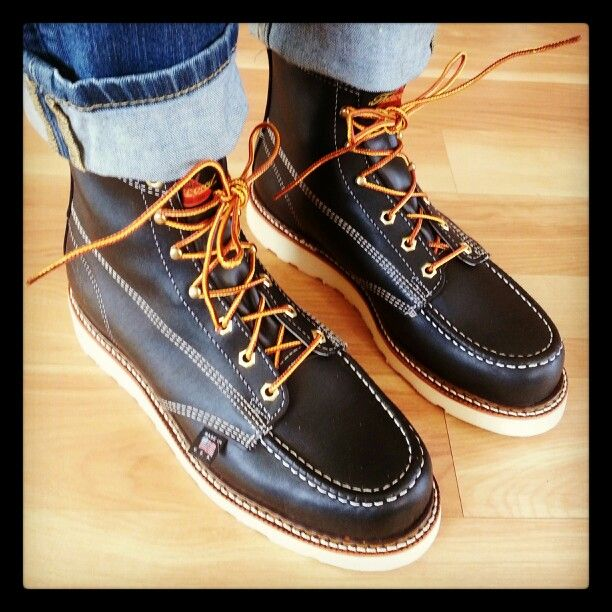 Thorogood work boots #MadeInUSA #Hipster | Thorogood | Pinterest ...