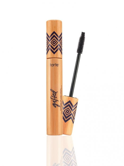 gifted™ Amazonian clay smart mascara from tarte cosmetics  I love this! Stays on all day, no clumping or smearing. Cruelty Free!