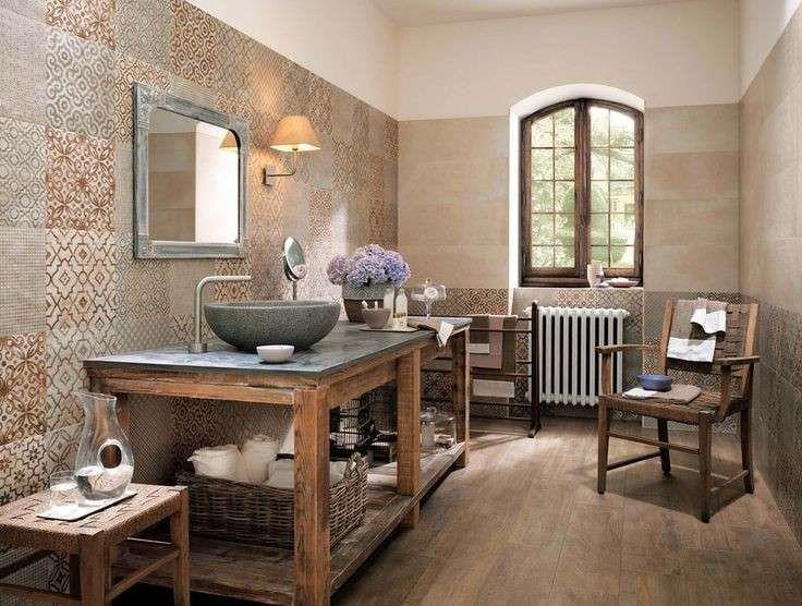 Piastrelle maiolica - Come arredare con le piastrelle maioliche il bagno…