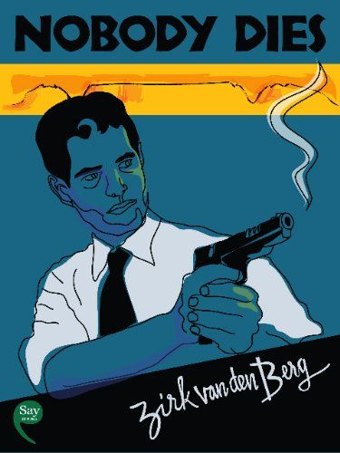 Nobody Dies by Zirk van den Berg. Crime novel set in SA, but author now living in New Zealand. Enjoyed it.
