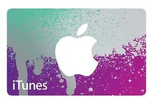 $100 iTunes Gift Card for $80 - Free Shipping
