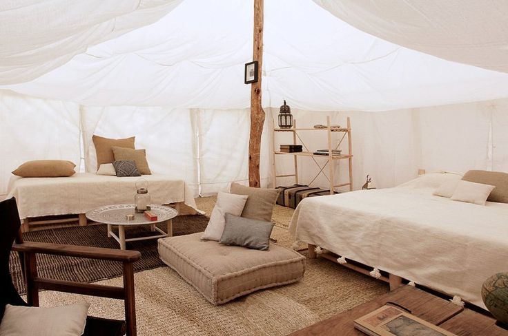 The magic of Moroccan desert camping at Scarabeo Stone Camp | Luxury Hotels Travel+Style