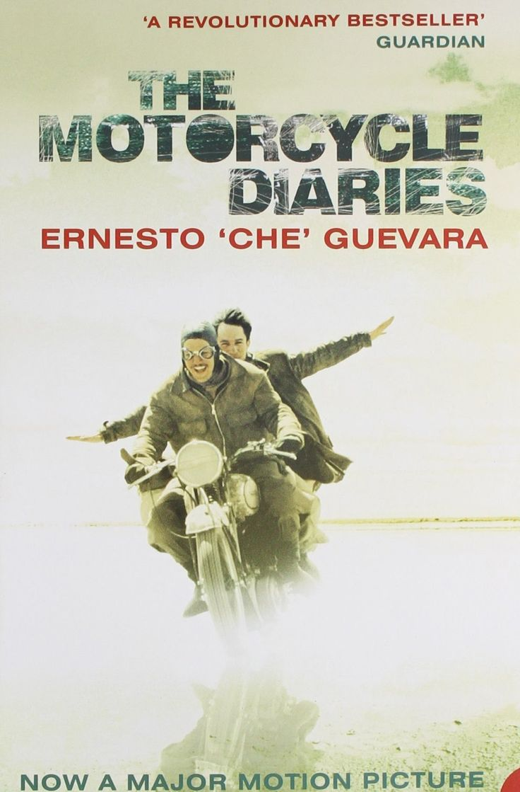 The Motorcycle Diaries [Paperback] ERNESTO CHE GUEVARA]