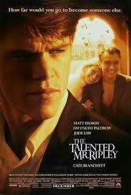 """""""EL TALENTOSO MR. RIPLEY (THE TALENTED MR. RIPLEY, 1999"""