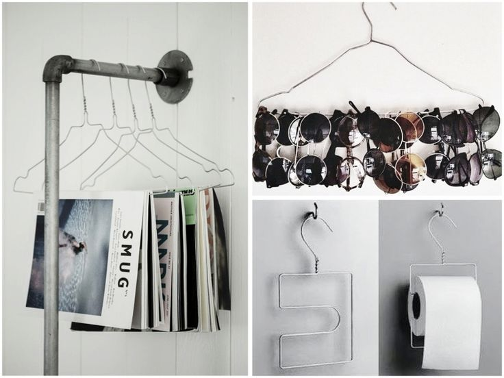 wirehanger ideas from homesick
