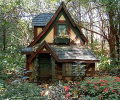 ~cottage in the woods~