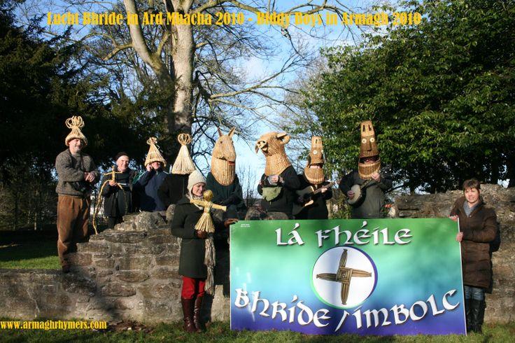 Buachailli Bhride, Ard Mhacha 2010 - Biddy Boys, Armagh 2010
