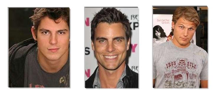 Sean Faris Colin Egglesfield Travis Van Winkle....they all look alike ...