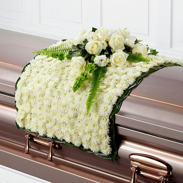 Funeral Flowers For The Service - Floral Arrangements, Bouquets ...