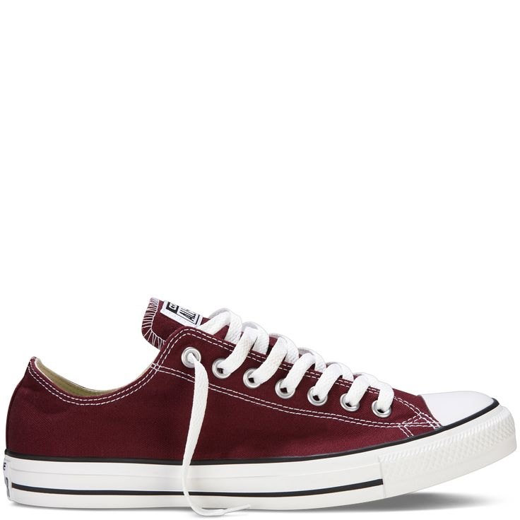 Chuck Taylor Fresh Colors burgundy I like this color for everyone, but D thinks it won't match enough....