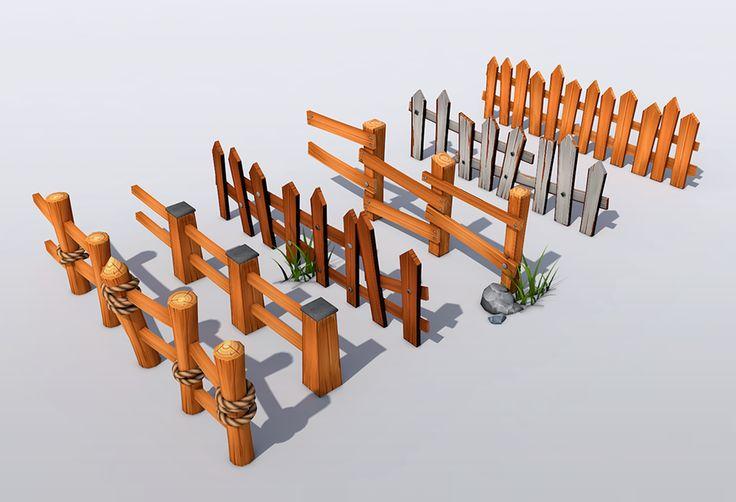 Fences.. 'n that. #gamedev #indiedev