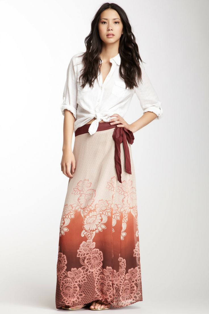 97 best wrap skirt images on Pinterest | Wrap skirts, Skirts and ...
