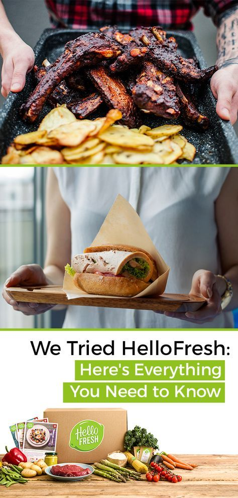 It's pretty easy to get into your daily eating regimen and not branch out to try new things nearly as often as you should. With all the fresh food delivery services out there, we decided to try HelloFresh to see if that would help us break free. Here's what happened.