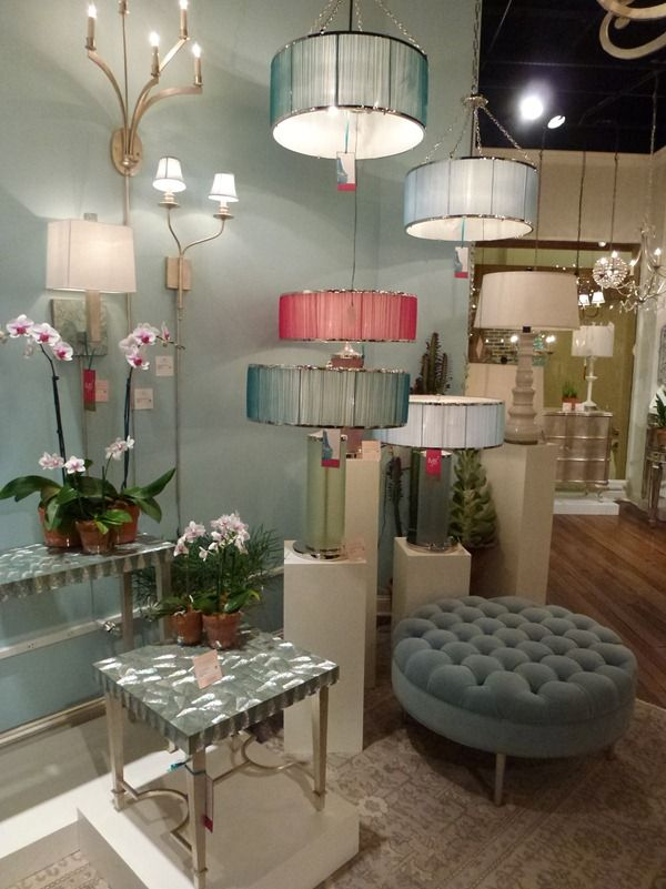 Vintage Hollywood Decor | Stunning pendants and decor, exuding an old Hollywood glamour, from ...