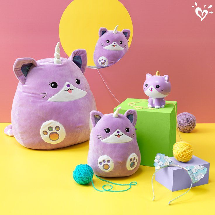 Caticorn Cuteness Perfect For Magical Cuddles Justice Toys Hot Gifts Birthday Gifts For Girls