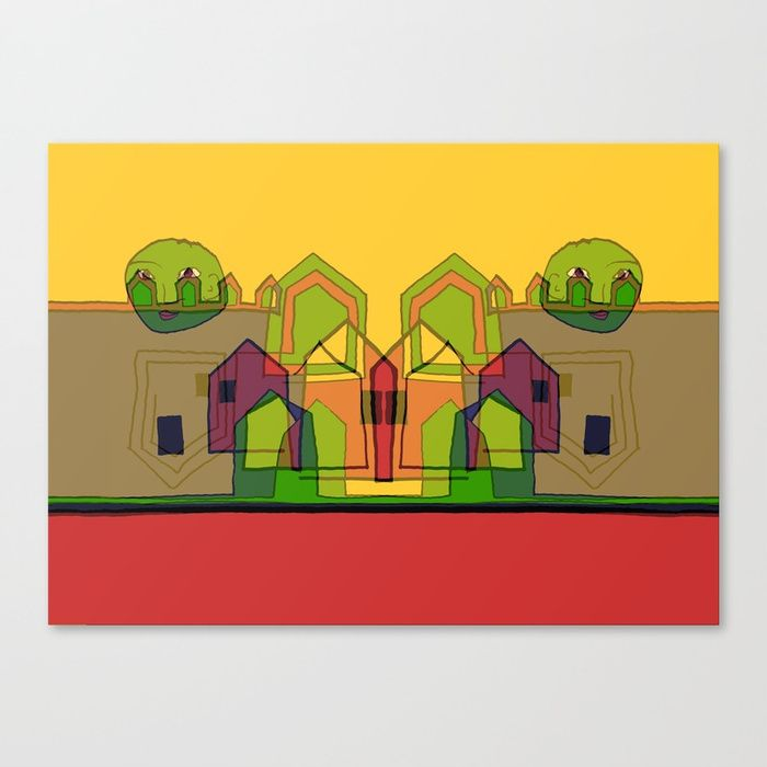 """Frameless Canvas Prints are one of the most popular ways to display your favorite designs. With edge-to-edge prints and a nice depth, they're great for hanging or setting on any flat surface. Available in three sizes.      - Bright white, fine poly-cotton blend matte canvas   - Printed with the latest generation, long lasting Epson archival inks   - Hand-stretched wrap over 1½"""" deep wood stretcher bars   - Individually trimmed    - Includes hanging hardware"""