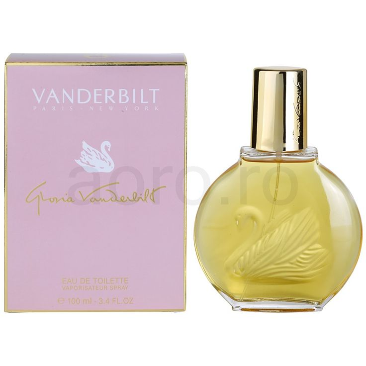 Gloria Vanderbilt Vanderbilt   http://www.aoro.ro/gloria-vanderbilt/vanderbilt-eau-de-toilette-pentru-femei/