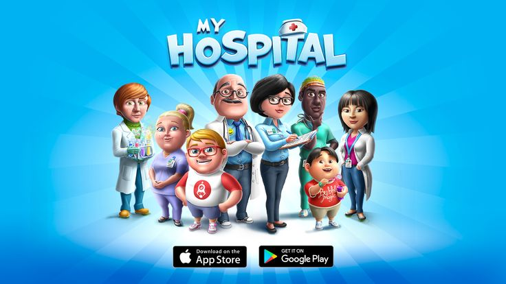 DOWNLOAD NOW:  iOS: https://itunes.apple.com/app/my-hospital/id951697341 Google Play: https://play.google.com/store/apps/details?id=com.cherrypickgames.myhospital  World's healthiest game!  Cure your way through the quirkiest and funniest diseases in My Hospital - the ultimate simulation game where you design, manage and maintain your very own medical centre!   Create elixirs, farm and harvest your own medical plants and produce cures for hundreds of patients that need your help. It's a…