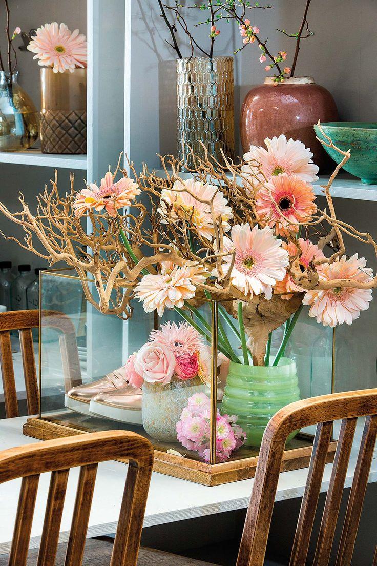 Impression of a pink gerbera bouquet  #pinkegerberas #whitegerberas #inspiration #colouredbygerbera #dutchgerbera