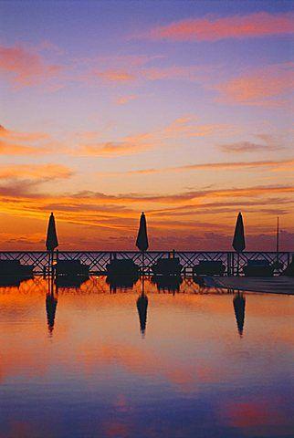 Swimming Pool, Maritim Hotel, Mauritius