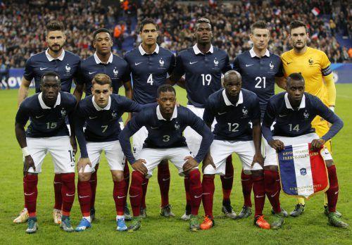 France Football Team 2015-2016 wallpaper EURO 2016