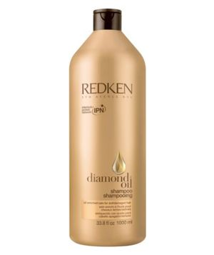 6 Luxury Hair-Care Products Worth a Splurge Redken Diamond Oil Shampoo A shampoo targeted to dry and dull strands, boosted by a trio of oils (coriander, camelina, and apricot) that both soften and strengthen hair and give it noticeable shine without leaving it greasy. To buy: $30, ulta.com.