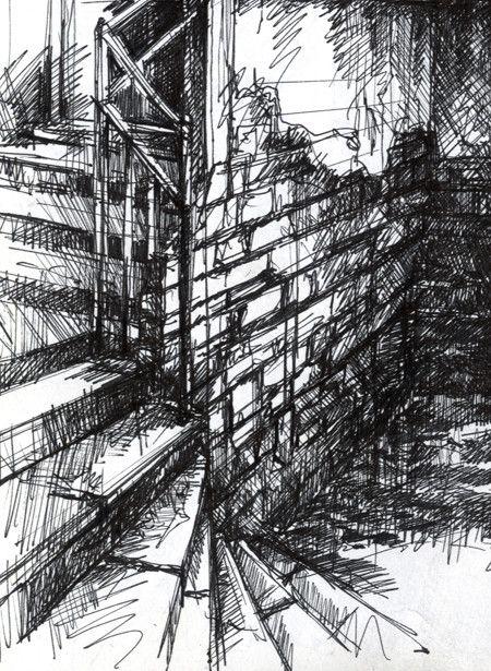 Tai O » Ian Murphy Sketchbooks